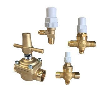 Service valves